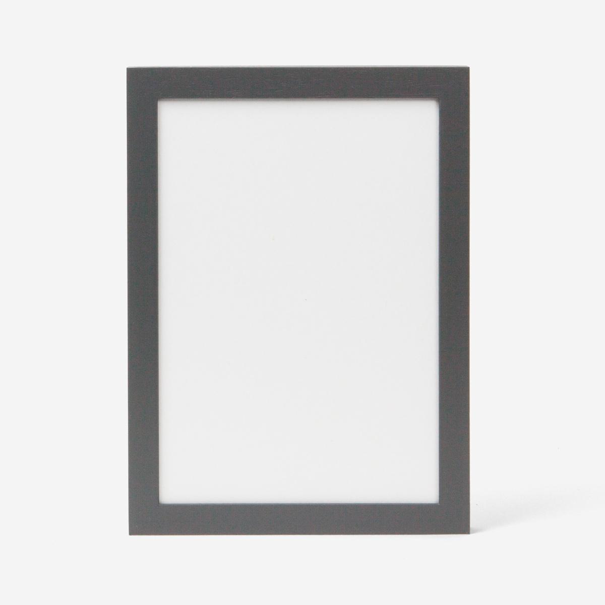 rikiki grafik produkt bilderrahmen anthrazit 15 21 cm. Black Bedroom Furniture Sets. Home Design Ideas
