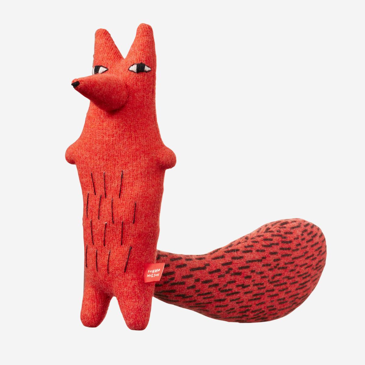 rikiki. grafik & produkt ·   Cyril Squirrel Fox Kuschel-Creature