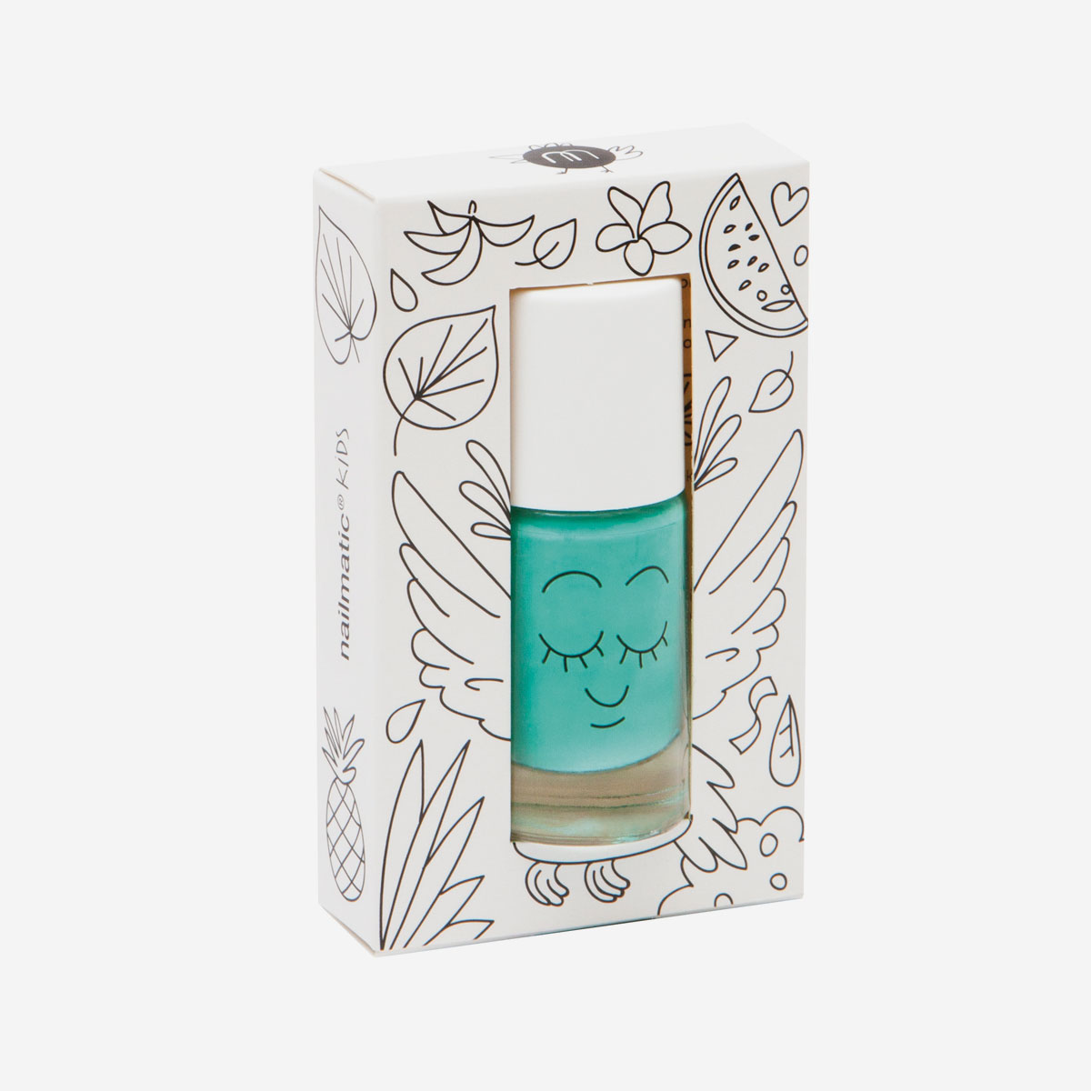 rikiki. grafik & produkt · | Rio - Mint Green Waterbased Nagellack
