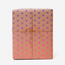 Asanoha Pink-Blue Gift Wrapping Paper>     </noscript> </div>          <div class=