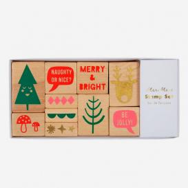 Festive Stamp Set – Weihnachtsstempel & Stempelkissen>     </noscript> </div>          <div class=