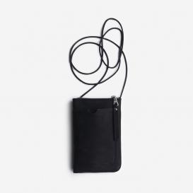 Walk & Talk Black Handy-Tasche aus Leder>     </noscript> </div>          <div class=