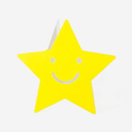 Happy Star Cut Out Greeting Card>     </noscript> </div>          <div class=