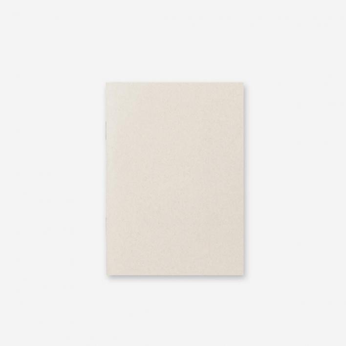 TRAVELER'S Company 008. Sketch Paper Refill Passport Size