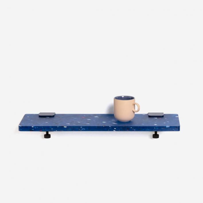 Tiptoe Blue Pacifico Shelf 60 × 20 cm Crimson Red 60 × 20 cm | Crimson Red