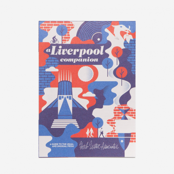 Herb Lester Associates A Liverpool Companion City Guide