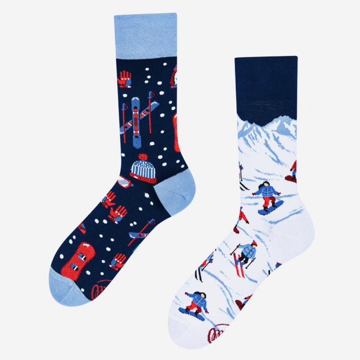 Many Mornings Alpine Ski Socken 39-42