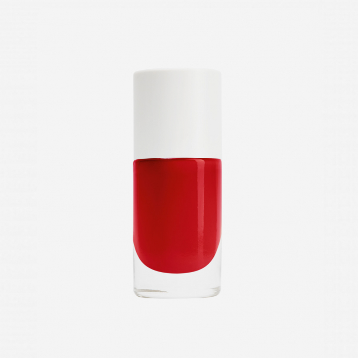 Nailmatic Aqua Arielle - Vermillion Red Waterbased Nagellack