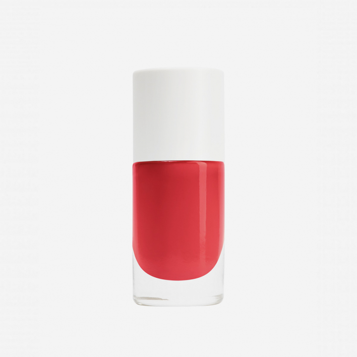 Nailmatic Aqua Poppy - Coral Red Waterbased Nail Polish