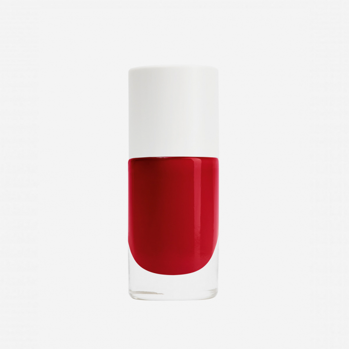 Nailmatic Aqua Thelma - Garnet Red Waterbased Nagellack