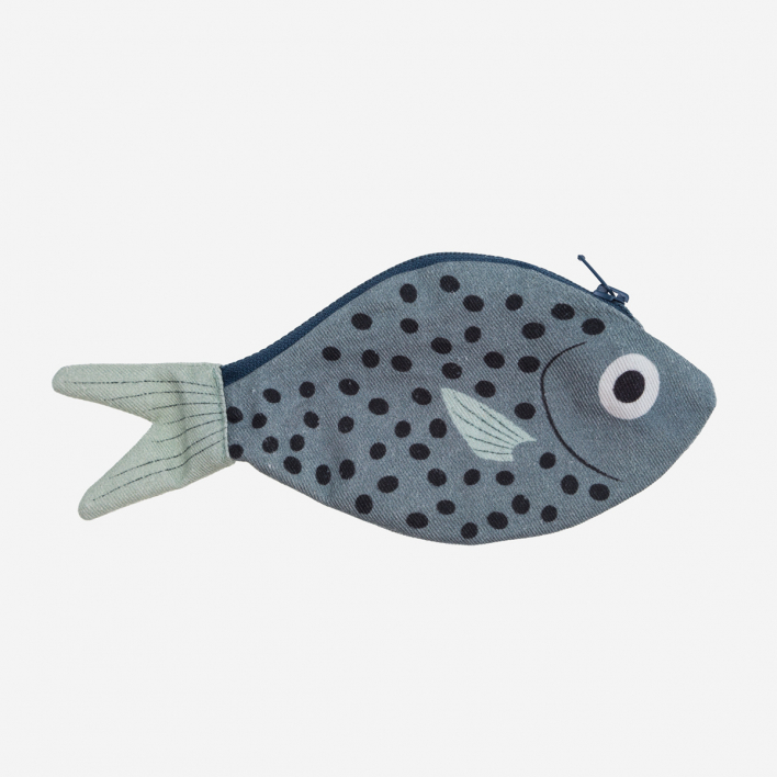 Don Fisher Atlantic Bream Blue - Key Chain