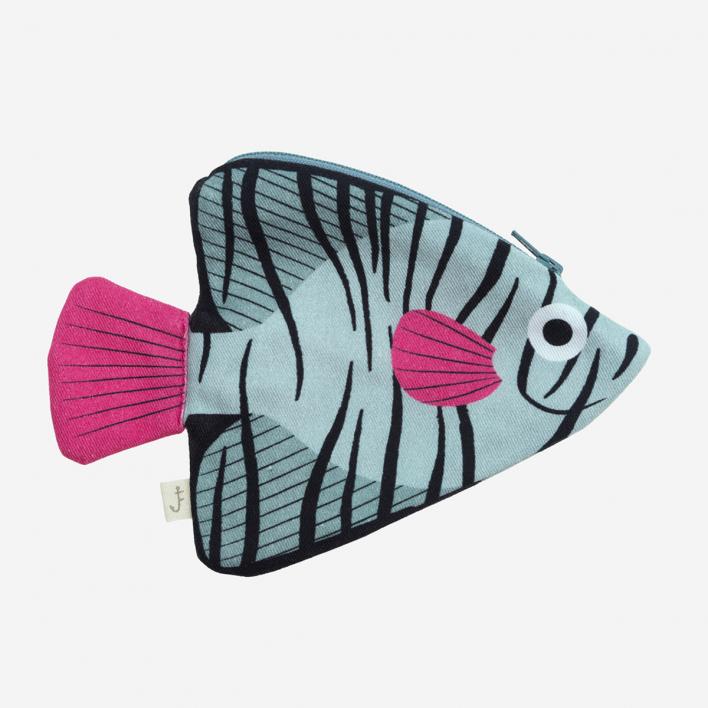 Don Fisher Australia Batfish Green - Purse