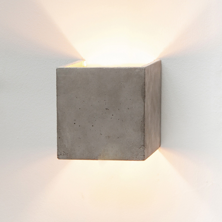 GANTlights [B3] - Wall light cubic