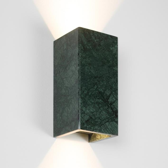 GANTlights [B8]guatemala - Wandlampe Marmor