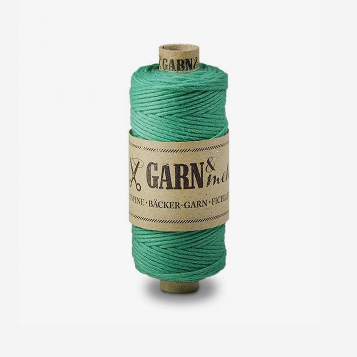 Garn & mehr Baker's Twine Emerald