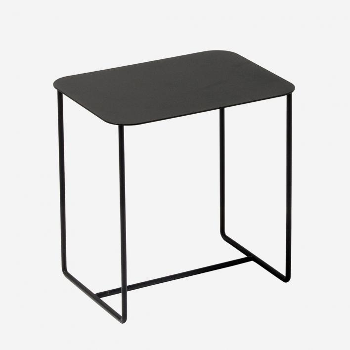 Weld & Co Beistelltisch Solid 02 - Schwarz