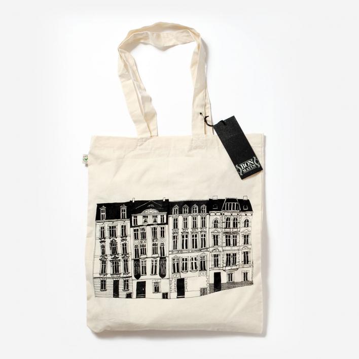 Bon Matin Tote Bag «La Rue No. 1»