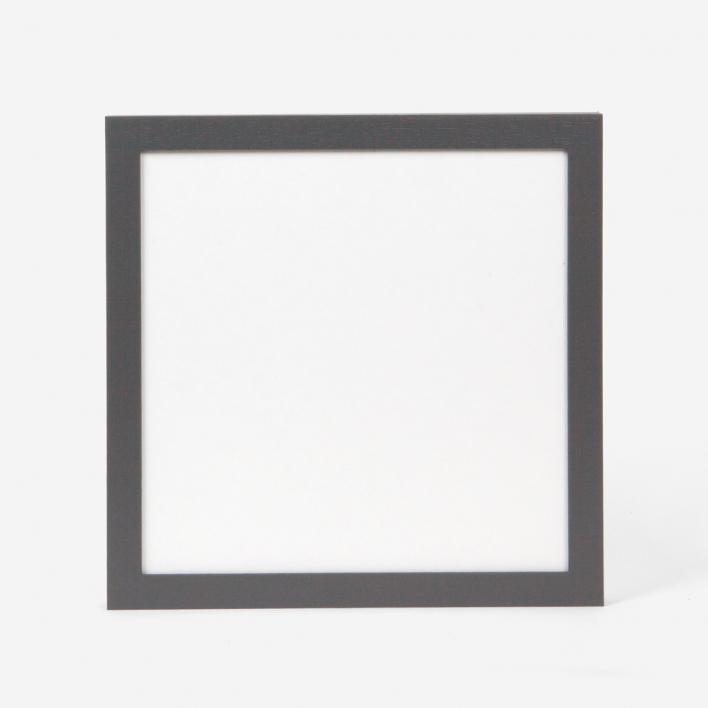 rikiki Bilderrahmen Anthrazit 20 × 20 cm