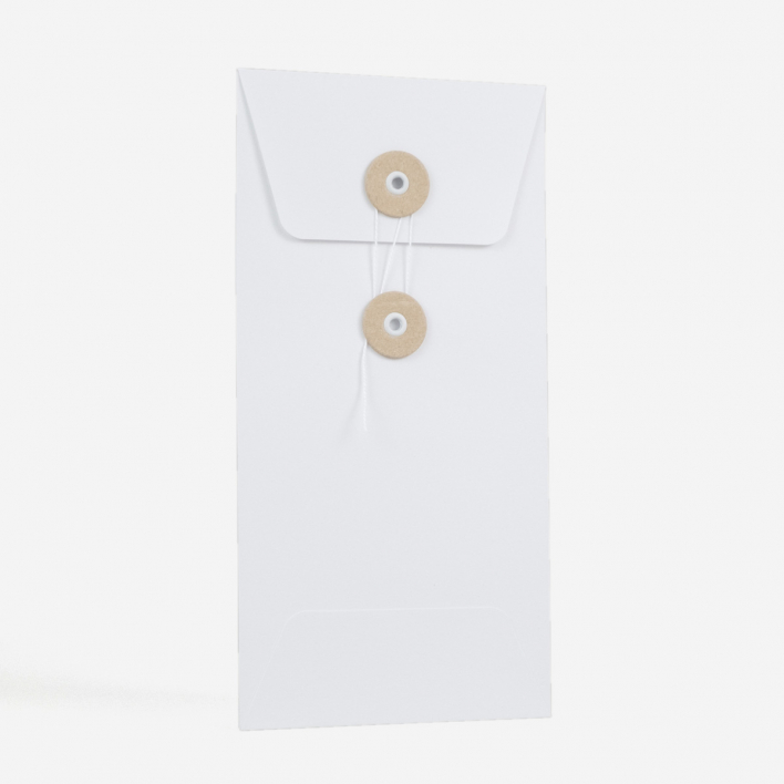 Papierniczeni Envelope DL - White