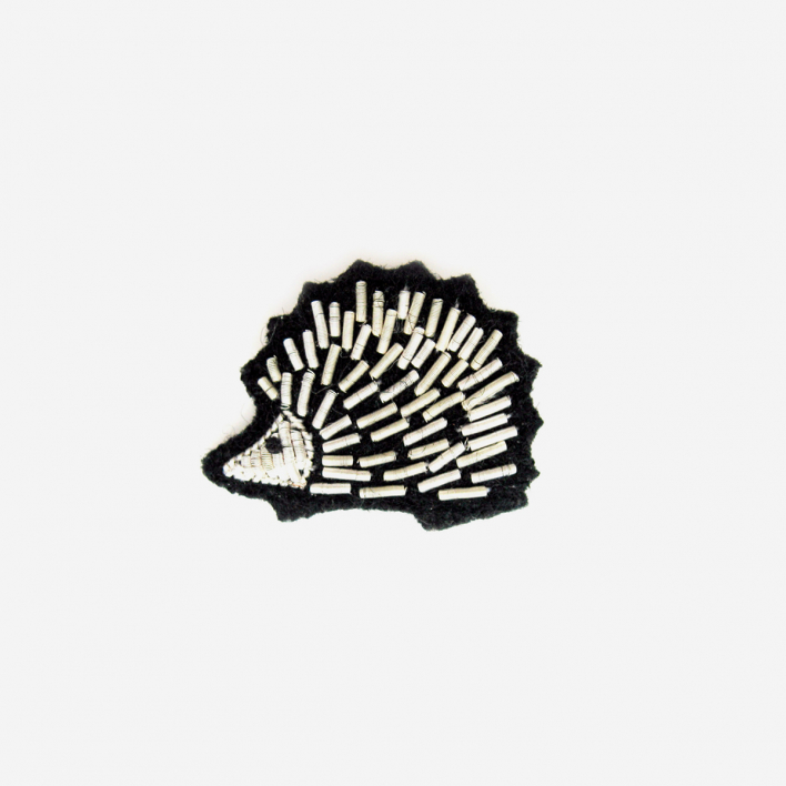 Macon & Lesquoy Brooch Hedgehog