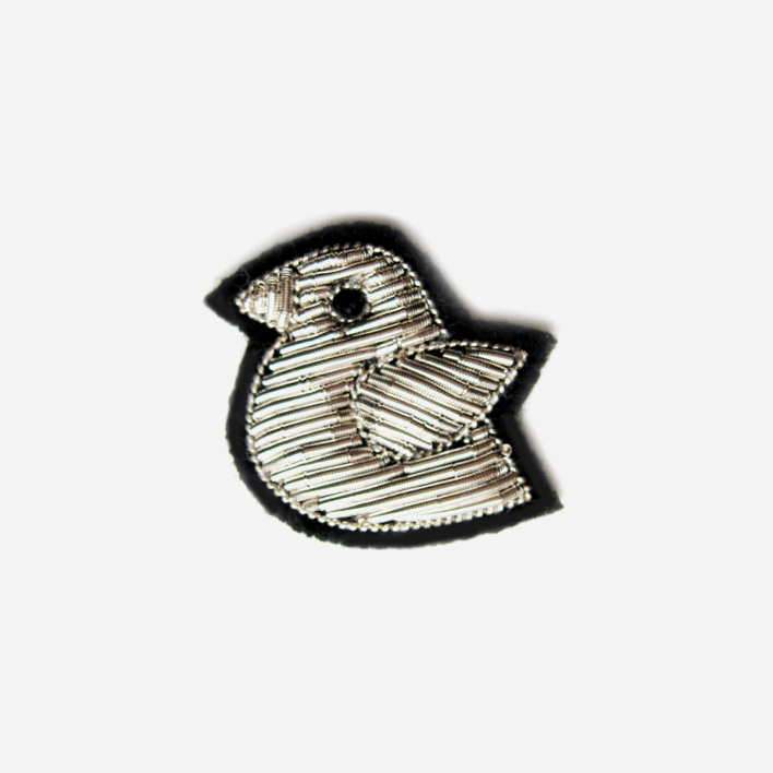 Macon & Lesquoy Brooch Little Bird