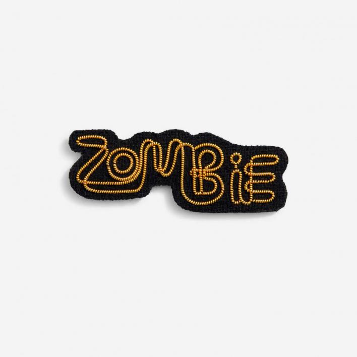 Macon & Lesquoy Brooch Zombie