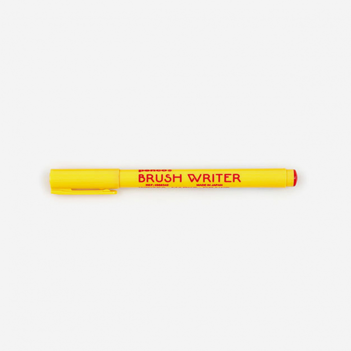 Penco Brush Writer - Red