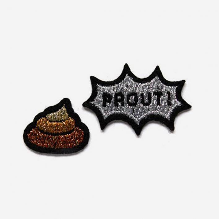 Macon & Lesquoy Repair Patch Dog Poop