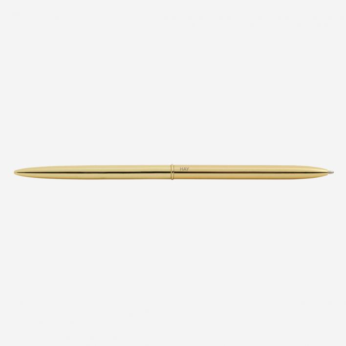 HAY Bullet Pen Gold