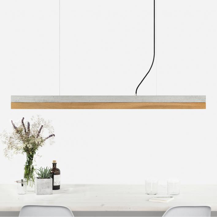 rikiki grafik produkt c1 oak pendelleuchte. Black Bedroom Furniture Sets. Home Design Ideas