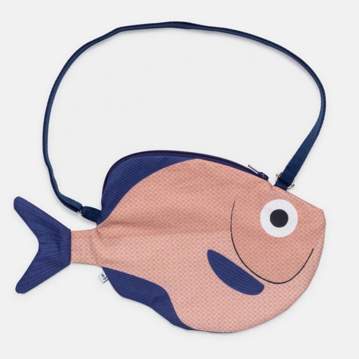 Don Fisher California Hatchetfish - Handbag