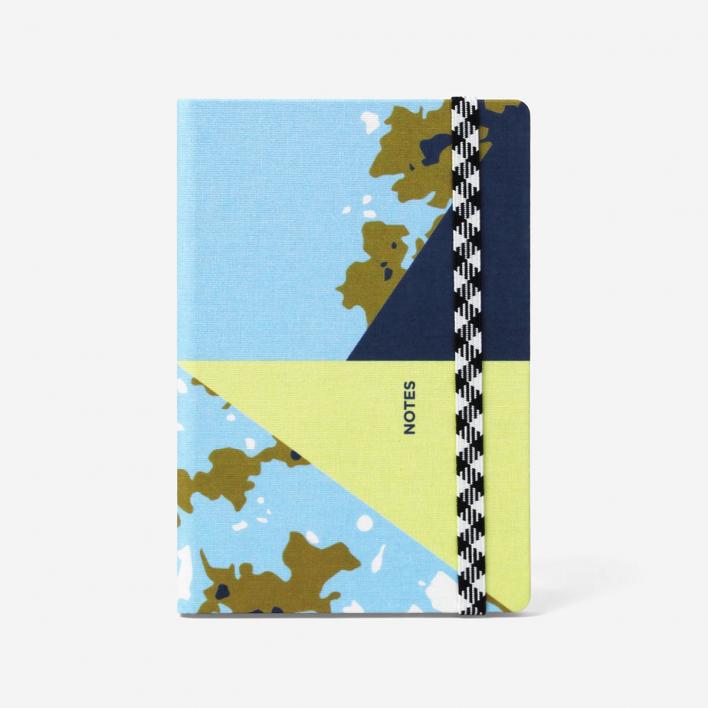 Papier Tigre Canvas Notebook Atlas Small
