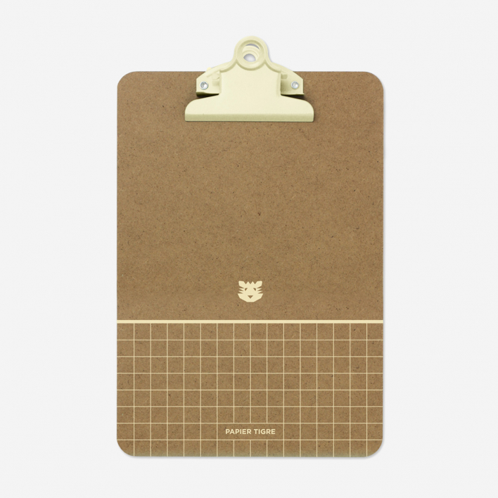 Papier Tigre Clipboard Note