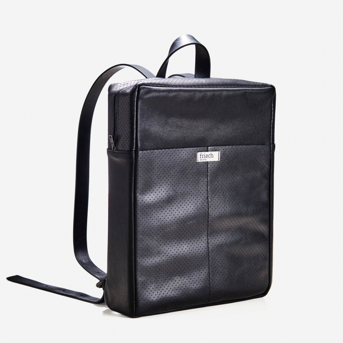 frisch Beutel Club City Backpack Leather