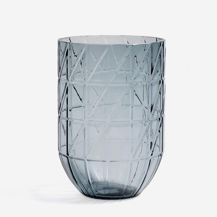 HAY Colour Vase - L Blue