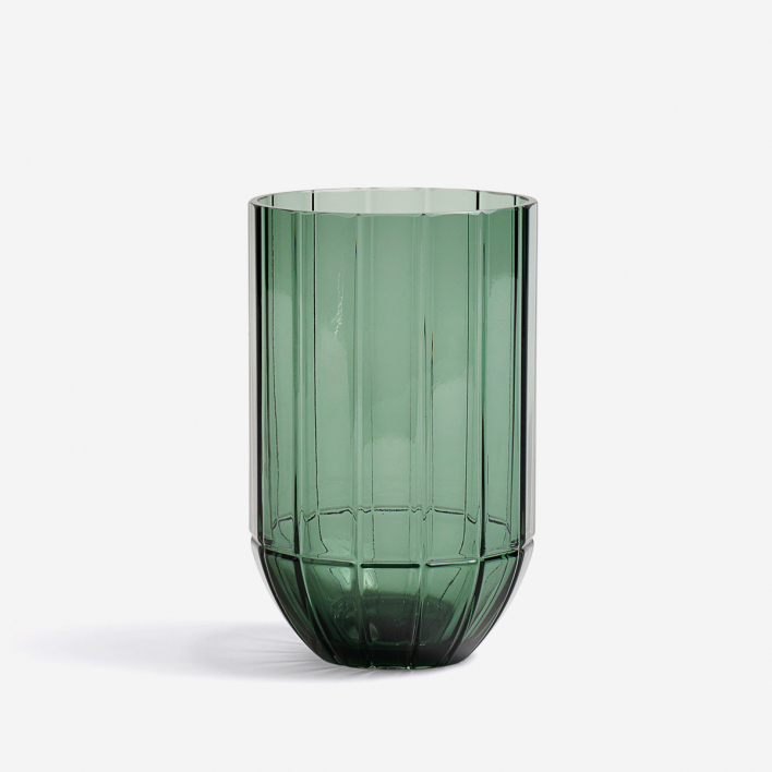 HAY Colour Vase - M Green