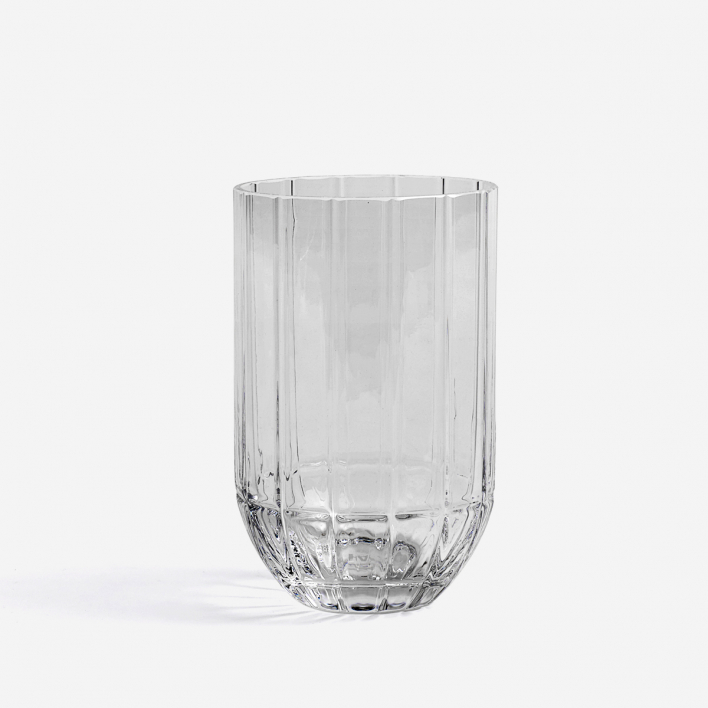 HAY Colour Vase - M Transparent
