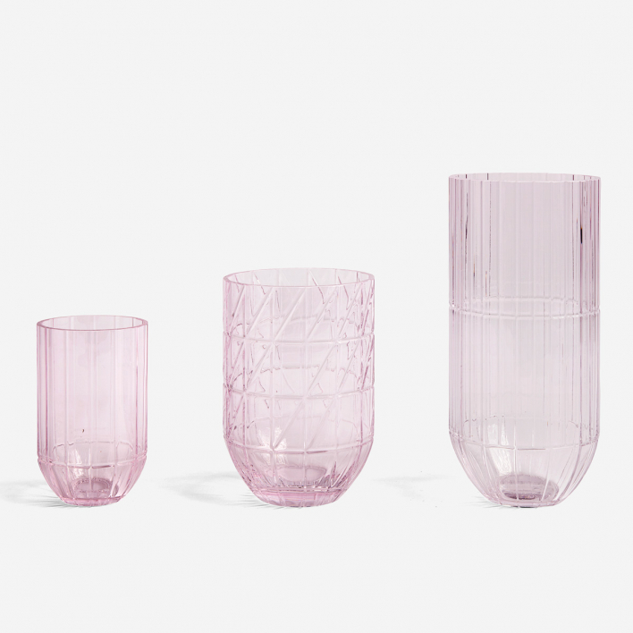 HAY Colour Vase - XL Pink