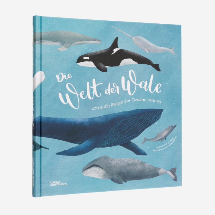 Gestalten Die Welt der Wale