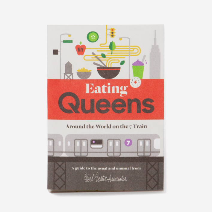 Herb Lester Associates Eating Queens City Guide