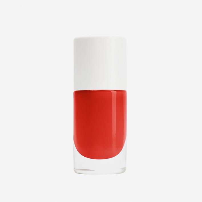 Nailmatic Ella - Coral Red Pure Color Nail Polish