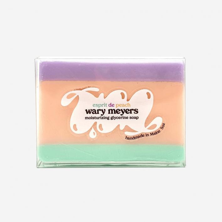 Wary Meyers Esprit de Peach Soap