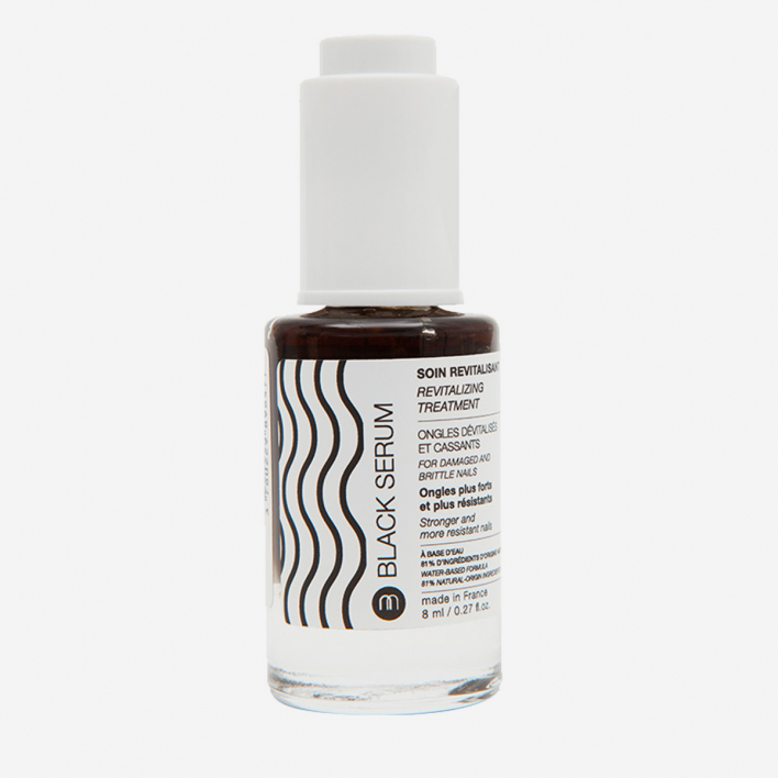 Nailmatic Essentials Black Serum Revitalizing Nail Treatment Nagelpflege