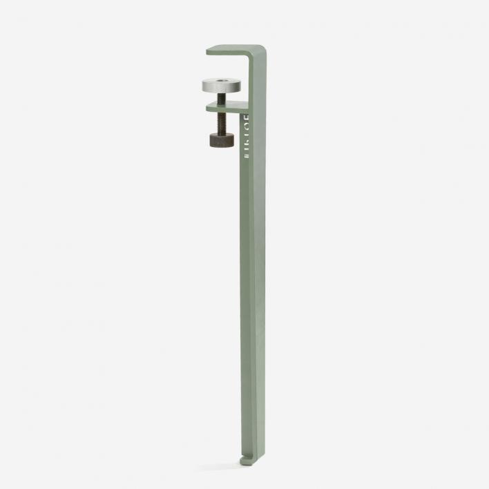 Tiptoe Tischbein / Bein für Sitzbank – 43 cm Eucalyptus Green
