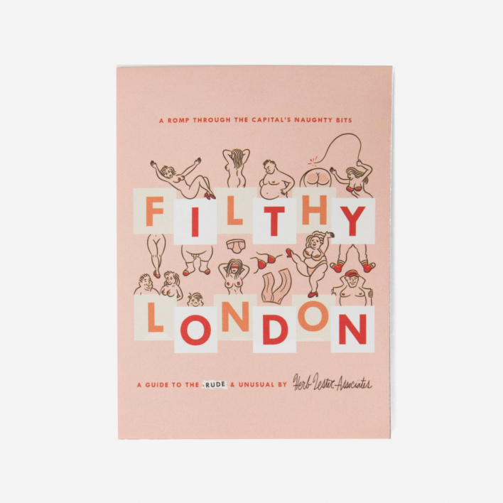 Herb Lester Associates Filthy London City Guide