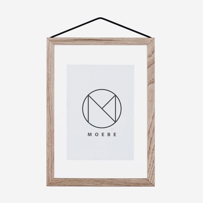 Moebe Frame Oak - Bilderrahmen A5