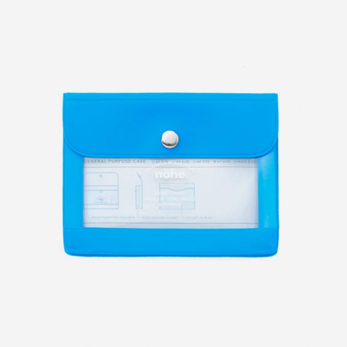 Nähe General Purpose Case - A7 Neon Blue
