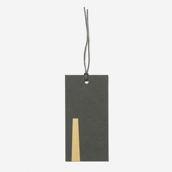 ferm LIVING Gift Tags Art - Green