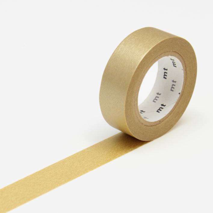 mt Gold Masking Tape