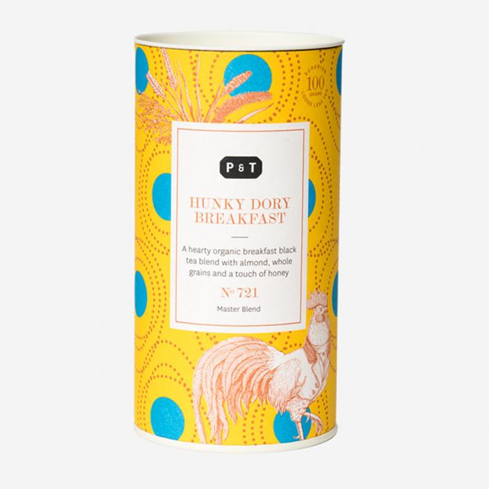 P & T - Paper & Tea Hunky Dory Breakfast No. 721 - Schwarzer Tee